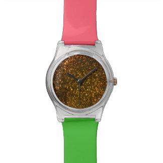Glitter Diamond Wristwatches