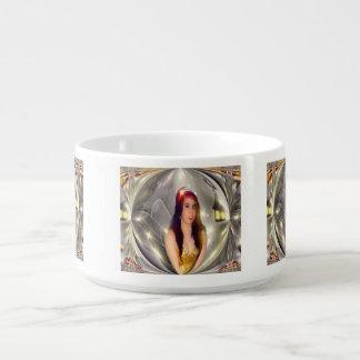 Glitter Fairy Chili Bowl