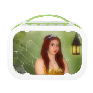 Glitter Fairy Lunch Box