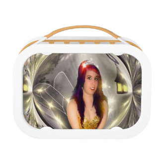 Glitter Fairy Lunch Boxes
