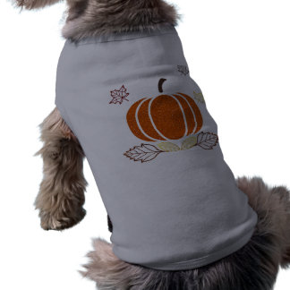 Glitter Filled In Pumpkin Products Shirt
