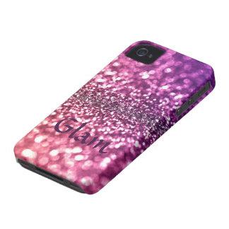Glitter Glam iPhone 4 Case-Mate Cases