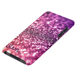 Glitter Glam iPod Touch Case-Mate Case