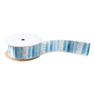 Glitter Glam Satin Ribbon