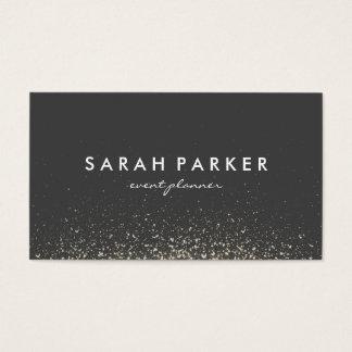 Glitter Glam Sparkle Business Card