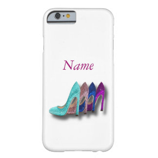Glitter High Heel Shoes Fashion iPhone 6 case