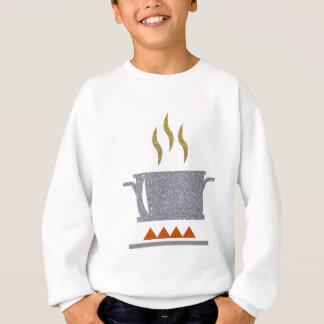 Glitter Hot Pot Sweatshirt