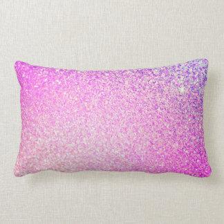 Glitter Luxury Shiny Lumbar Pillow