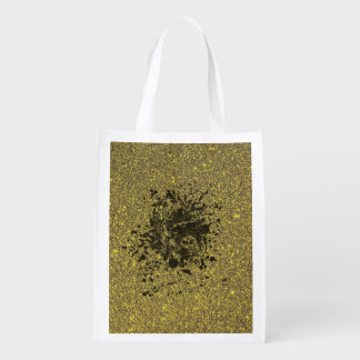 Glitter Monkey Reusable Grocery Bags