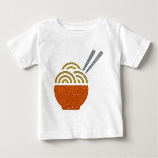 Glitter Noodle Soup Baby T-Shirt