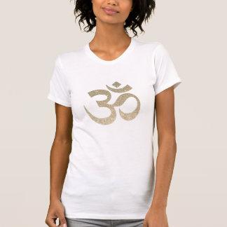 Glitter OM Symbol T-Shirt