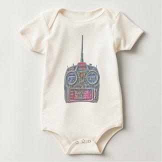 Glitter Pimp Spektrum RC Radio Baby Bodysuit