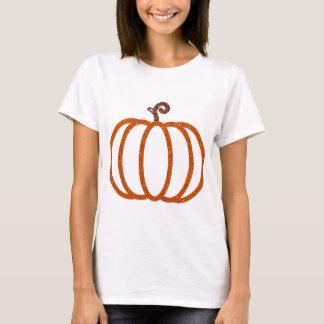 Glitter Pumpkin Items T-Shirt