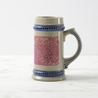 Glitter Shiny Luxury Beer Stein
