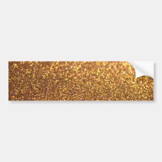 Glitter Shiny Luxury Bumper Sticker