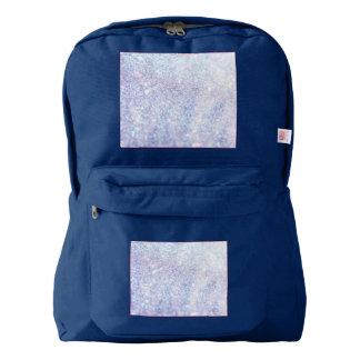Glitter Shiny Luxury Colorful Backpack