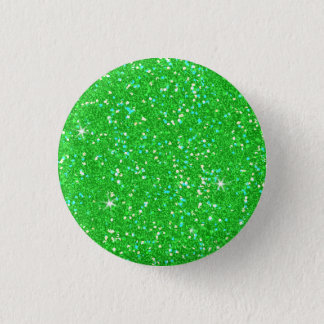 Glitter Shiny Sparkley 1 Inch Round Button