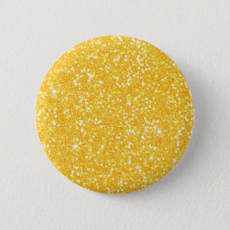 Glitter Shiny Sparkley 2 Inch Round Button
