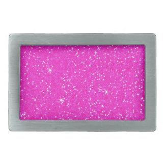 Glitter Shiny Sparkley Belt Buckle