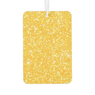 Glitter Shiny Sparkley Car Air Freshener