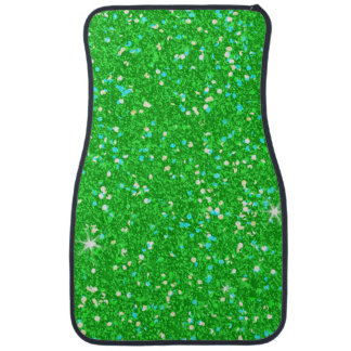 Glitter Shiny Sparkley Car Floor Carpet