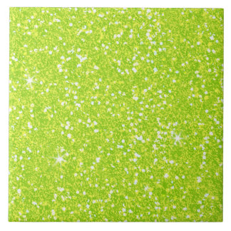 Glitter Shiny Sparkley Ceramic Tile