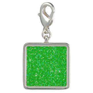 Glitter Shiny Sparkley Charm