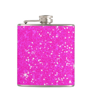 Glitter Shiny Sparkley Hip Flask