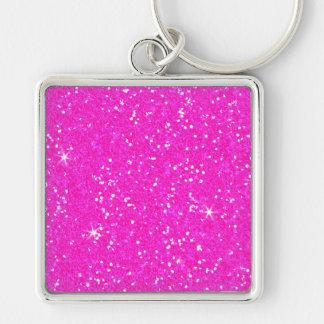 Glitter Shiny Sparkley Keychain