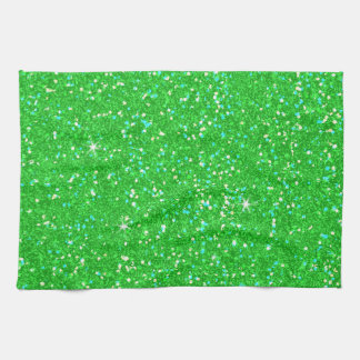 Glitter Shiny Sparkley Kitchen Towel