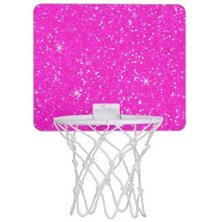 Glitter Shiny Sparkley Mini Basketball Hoop