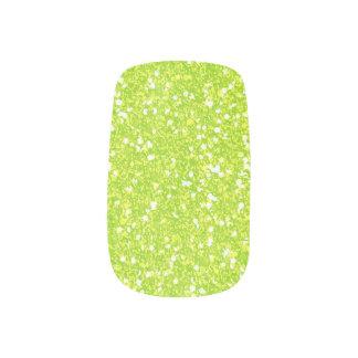 Glitter Shiny Sparkley Minx Nail Art