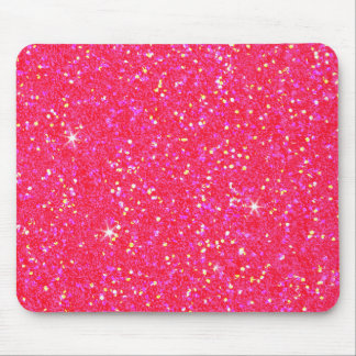Glitter Shiny Sparkley Mouse Pad
