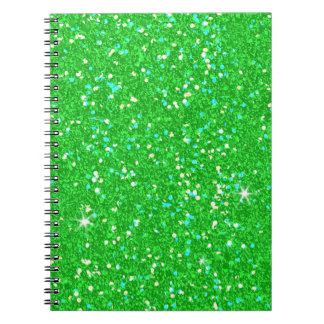Glitter Shiny Sparkley Notebooks