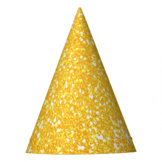 Glitter Shiny Sparkley Party Hat