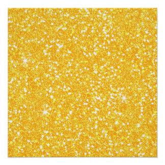 Glitter Shiny Sparkley Perfect Poster