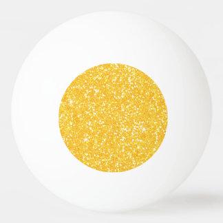 Glitter Shiny Sparkley Ping Pong Ball