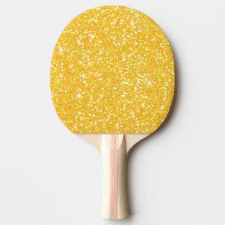Glitter Shiny Sparkley Ping Pong Paddle