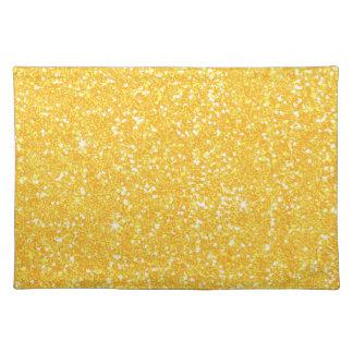 Glitter Shiny Sparkley Placemat