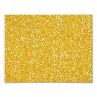 Glitter Shiny Sparkley Poster