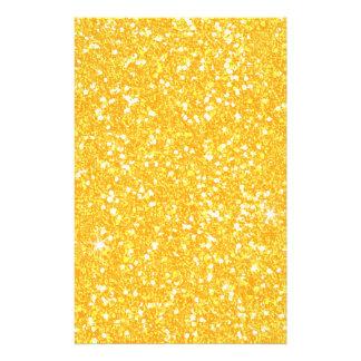 Glitter Shiny Sparkley Stationery