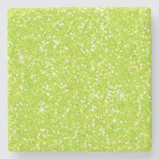 Glitter Shiny Sparkley Stone Coaster
