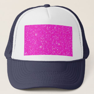 Glitter Shiny Sparkley Trucker Hat