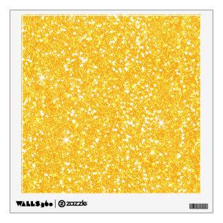Glitter Shiny Sparkley Wall Sticker