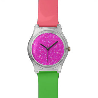 Glitter Shiny Sparkley Watch