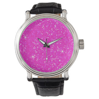 Glitter Shiny Sparkley Watch