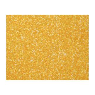 Glitter Shiny Sparkley Wood Wall Decor