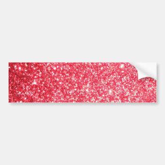 Glitter Sparkley Diamond Bumper Sticker