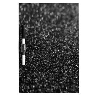 Glitter Sparkley Diamond Dry-Erase Whiteboard