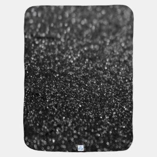 Glitter Sparkley Diamond Stroller Blankets